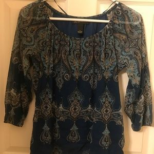 Ladies INC Brand from Macy's blouse